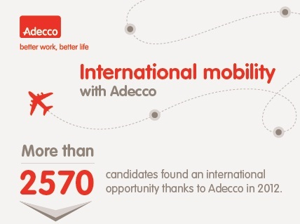 International mobility with Adecco