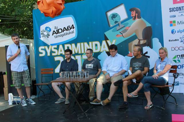 Sysadminday 2013 - 1
