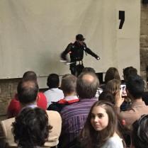 Robot táncos